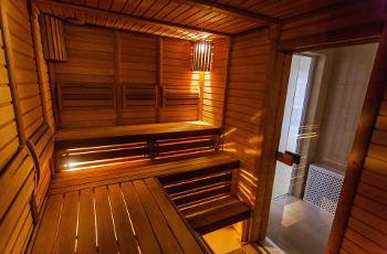 Sauna w domu koszty budowy