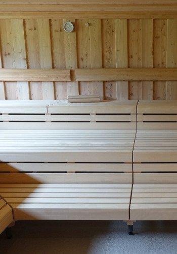 Sauna drewniana beczka