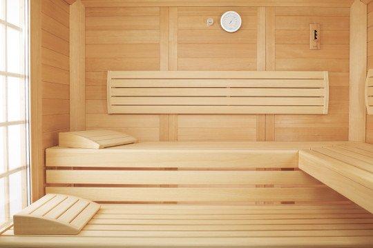 Sauna elektryczna