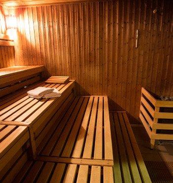 Sauna sucha cena