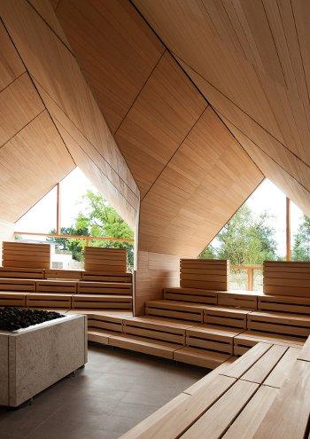 Sauna fińska sucha