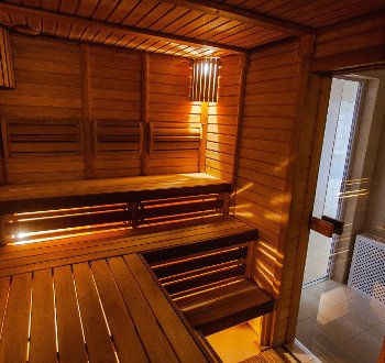 Sauna sucha w domu