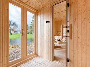Sauna ogrodowa producent
