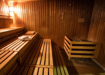 Sauna wolnostojąca ogrodowa